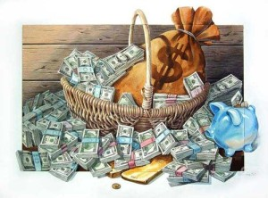 Как приманить деньги к себе