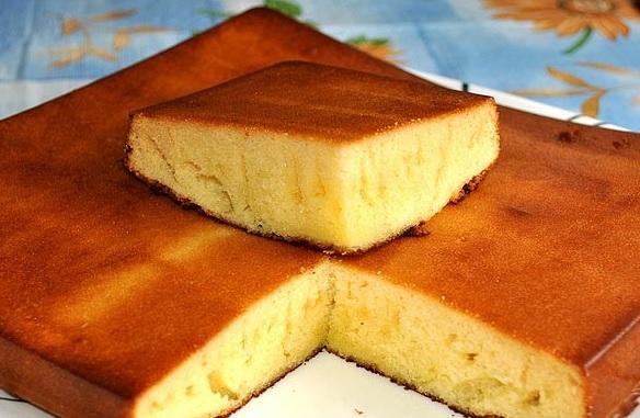 Бисквит со сгущенкой рецепт с фото пошагово